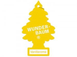 Freshener. Wunder-Baum Vanilla Christmas tree at Wasserman.eu