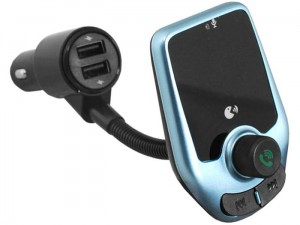 2xUSB Bluetooth FM transmitter LXTR0100 at Wasserman.eu