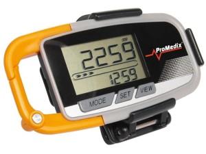 3D Multifunctional Pedometer ProMedix PR-315 at Wasserman.eu