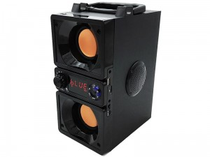 Bluetooth Boombox Dual BT Next MT3167 speaker at Wasserman.eu