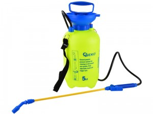 Hand pressure sprayer capacity 5l Geko G73202 at Wasserman.eu