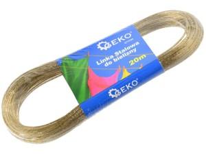 Steel wire rope 20m coated G73190 at Wasserman.eu