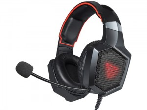 Savio Forge gaming headphones with a microphone at Wasserman.eu