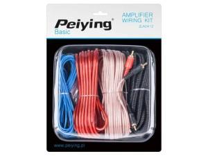 Samochodowy zestaw kabli audio Peiying ZLA0412 w sklepie Wasserman.eu