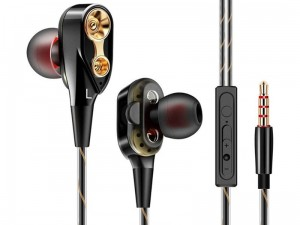 Earphones with 3.5 mm minijack microphone at Wasserman.eu