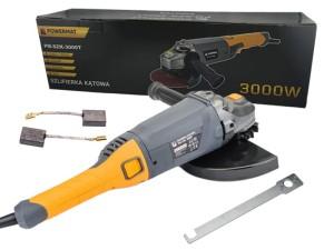 230mm angle grinder 3000W 6500 rpm at Wasserman.eu