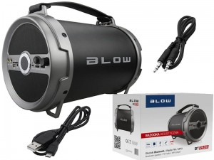 150W Acoustic Bazooka Blow Bluetooth Speaker at Wasserman.eu