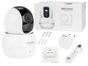 IP camera wifi Hikvision HWC-P100-D / W gn. pam. SD at Wasserman.eu
