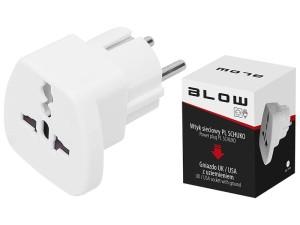 PL plug adapter to UK / USA at Wasserman.eu