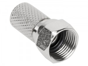 Plug F 6.8mm with sealing rubber at Wasserman.eu