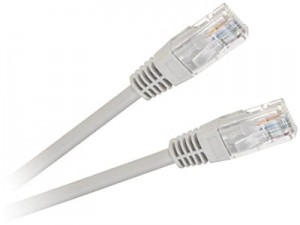 UTP cat.5e patch cord Cabletech network cable 15m KPO4011-15 at Wasserman.eu