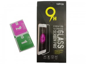 Tempered glass iPhone 7/8 at Wasserman.eu