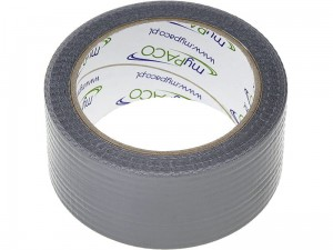 Duct Silver 48 / 25m 2872 waterproof adhesive tape at Wasserman.eu