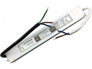 Power supply for LED lighting systems 12V / 2.5A 30W at Wasserman.eu