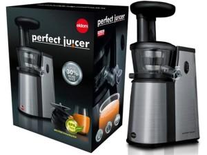 Eldom Perfect slow juicer at Wasserman.eu