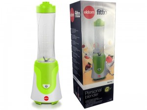 Personal blender with 0.6l Eldom drink bottle at Wasserman.eu