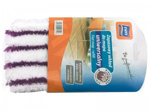 Universal purple mop insert Ravi at Wasserman.eu