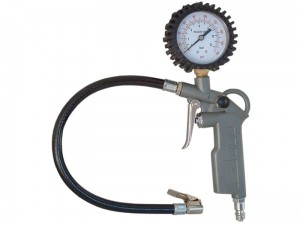 A gun for inflating inner tires at Wasserman.eu