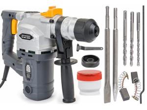 Impact hammer SDS + 2200W 4J Rotary hammer + chisel at Wasserman.eu