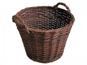 A large wicker basket 35l at Wasserman.eu
