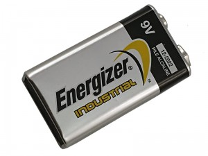9V Energizer Alkaline battery at Wasserman.eu