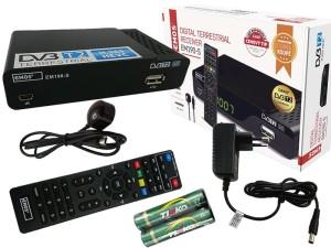 Digital tuner decoder, terrestrial DVB-T / T2 HDMI at Wasserman.eu