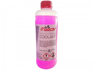 Radiator fluid -35 ° C Coolant 1L pink at Wasserman.eu