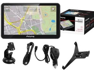 GPS navigation Peiying 7 inches at Wasserman.eu