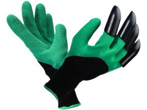 Garden gloves with claws, rakes. waterproof at Wasserman.eu