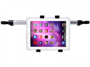 Car tablet holder for universal headrest at Wasserman.eu