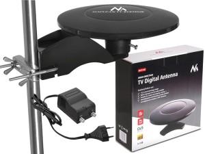 TV antenna DVB-T indoor outdoor terrestrial TV at Wasserman.eu
