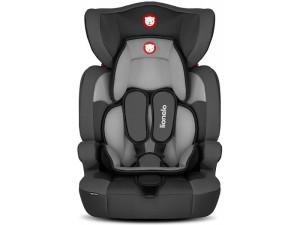 Lionelo black 9-36kg Dri-Seat car seat at Wasserman.eu