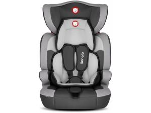 Car seat for children 9-36kg lionelo gray at Wasserman.eu