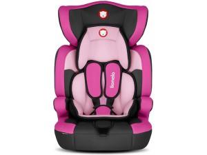 Car seat for children 9-36kg lionelo pink at Wasserman.eu