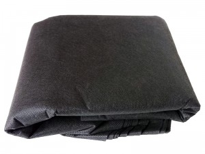 Agrowłóknina antychwastowa czarna 1,6x5m 50g UV włóknina czarna mata 1.6x5m w sklepie Wasserman.eu