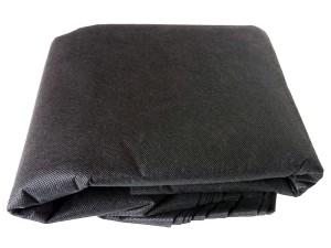 Agrowłóknina antychwastowa czarna 1,6x10m 50g UV Włóknina czarna mata 1.6x10m w sklepie Wasserman.eu