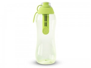 Filter bottle DAFI 0.3L lime bottle at Wasserman.eu