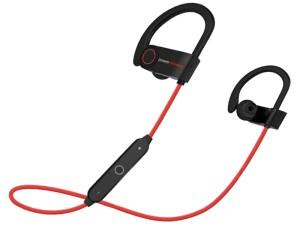 Bluetooth Power earphones at Wasserman.eu