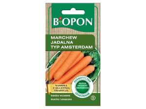 Nasiona marchew jadalna typ Amsterdam w sklepie Wasserman.eu