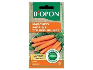 Nasiona marchew jadalna typ Berlikumer w sklepie Wasserman.eu