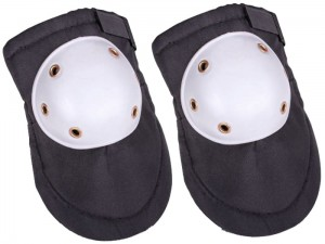 Dedra knee pads with PE protector and foam at Wasserman.eu