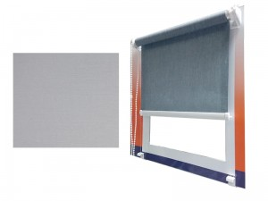 72x150cm mini roller blind Eden 139 line guides at Wasserman.eu
