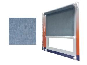 Mini blind 56.5x150cm Melange 733 line guides at Wasserman.eu