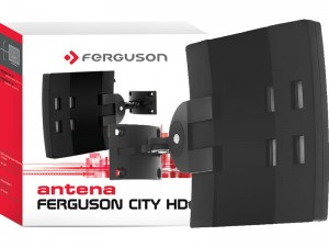 Ferguson City HD DVB-T antenna at Wasserman.eu