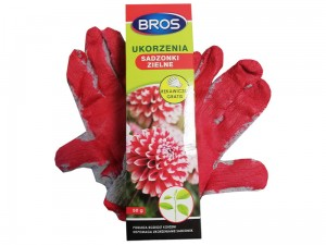 Root herbaceous cuttings 50g + FREE GLOVES at Wasserman.eu