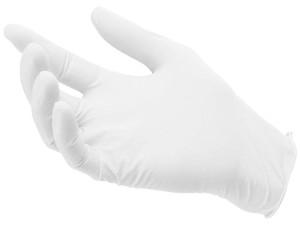 Disposable latex gloves Aro size L at Wasserman.eu