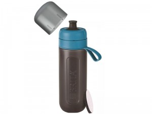 Bottle BRITA fill & go Active blue + FILTER at Wasserman.eu