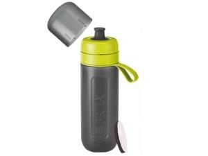 Bottle BRITA fill & go Active lime + FILTER at Wasserman.eu