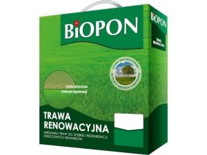 Renovation grass seed Biopon 1kg 40m2 at Wasserman.eu