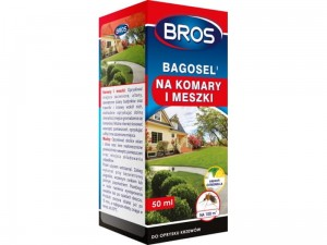 Bagosel 100EC 50ml preparation for mosquitoes at Wasserman.eu